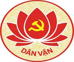Tăng cường và đổi mới sự lãnh đạo của Đảng đối với công tác dân vận trong tình hình mới