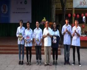 """Trường THPT Thạch Thất tổ chức """"Ngày Hội văn hóa đọc"""""""