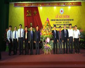 Hội Chữ thập đỏ huyện Thạch Thất kỷ niệm 30 năm Ngày thành lập (15/11/1988- 15/11/2018) và tổng kết công tác Hội; phong trào Hiến máu tình nguyện năm 2018