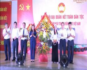 Ngày hội Đại đoàn kết toàn dân tộc tại thôn Dân Lập- xã Yên Bình