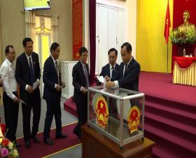 Kỳ họp thứ 15- HĐND huyện Thạch Thất khóa 19, nhiệm kỳ 2016- 2021: quyết định nhiều nội dung quan trọng