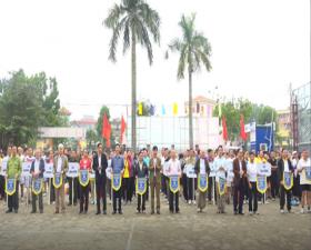 Ngày hội rèn luyện sức khỏe Người cao tuổi huyện Thạch Thất năm 2020