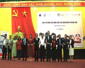 Ngày hội Nâng cao nhận thức của cộng đồng về Kháng kháng sinh