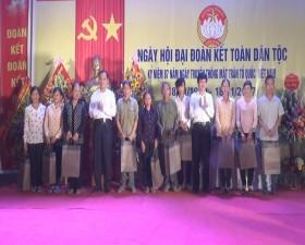 Ngày hội Đại đoàn kết toàn dân tộc trên địa bàn huyện Thạch Thất