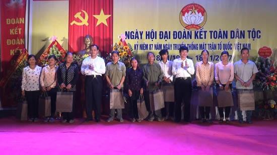 Kỷ niệm 88 năm Ngày truyền thống MTTQ Việt Nam  (18/11/1930 - 18/11/2018): PHÁT HUY VAI TRÒ CỦA MẶT TRẬN TỔ QUỐC TRONG GIAI ĐOẠN MỚI