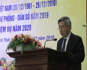 Hội nghị kỷ niệm 58 năm ngày Dân số Việt Nam và tổng kết công tác Y tế dự phòng – Dân số năm 2019; triển khai nhiệm vụ năm 2020