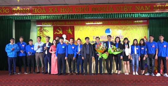 Đại hội Hội Liên hiệp Thanh niên xã Yên Bình