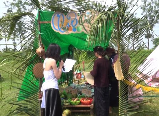 Hương Ngải tổ chức Hội trại và chợ quê năm 2019