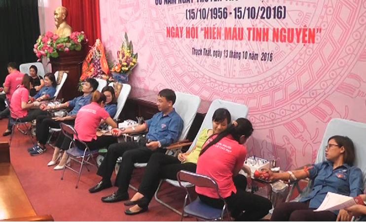 Kỷ niệm 60 năm ngày truyền thống Hội Liên hiệp Thanh niên Việt Nam