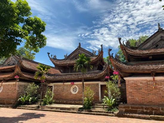 Tháng 3 về- có hẹn với chùa Tây Phương