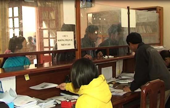 Tiếp nhận hồ sơ, trả kết quả giải quyết thủ tục hành chính qua dịch vụ bưu chính công ích