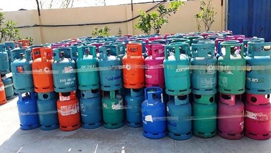 Tăng cường công tác kiểm tra các cửa hàng kinh doanh, bán lẻ khí hóa lỏng trên địa bàn huyện