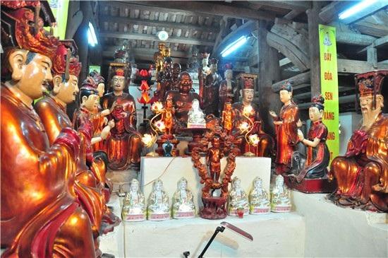 Chùa Bảo Quang – ngôi chùa cổ kính có từ thời Lê sơ