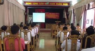 Huyện Thạch Thất: Triển khai dự án ứng dụng công nghệ thông tin