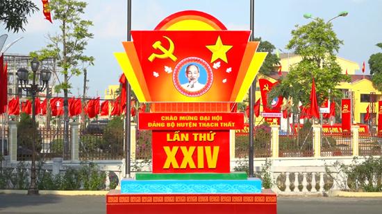 Huyện Thạch Thất- Sẵn sàng các điều kiện cho Đại hội Đại biểu Đảng bộ huyện lần thứ XXIV, nhiệm kỳ 2020-2025.