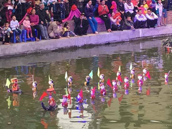 Huyện Thạch Thất: Đạt thành tích cao trong Liên hoan Nghệ thuật múa rối nướcThành phố Hà Nội