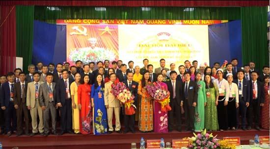 Đại hội MTTQ huyện Thạch Thất lần thứ XXIII, nhiệm kỳ 2019-2024