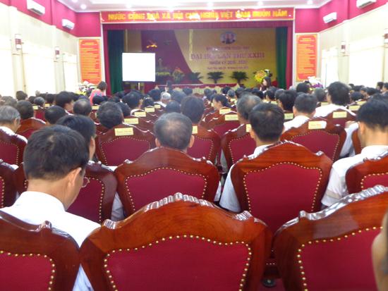 Hội nghị đánh giá công tác tuyên truyền phổ biến giáo dục pháp luật.