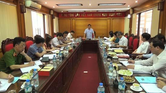 Kiểm tra việc thực hiện Chương trình 02 của Thành ủy
