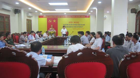 Huyện Thạch Thất sơ kết công tác dân số, hoạt động phòng chống dịch, phát động chiến dịch tổng vệ sinh môi trường phòng bệnh sốt xuất huyết đợt 2/2017