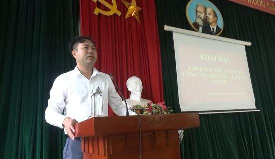 Thạch Thất: 162 học viên tham gia bồi dưỡng nghiệp vụ công tác kiểm tra, giám sát kỷ luật của Đảng