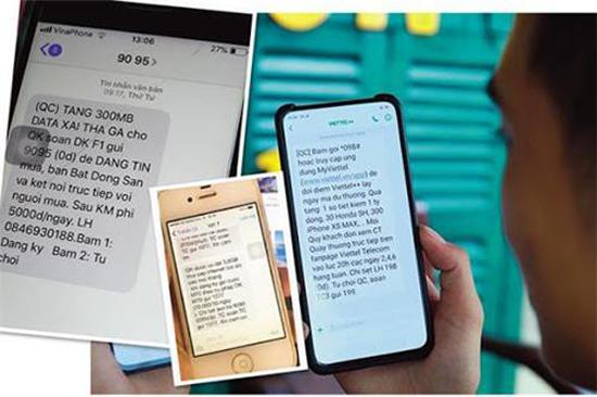 Kế hoạch triển khai Nghị định số 91/2020/NĐ-CP của Chính phủ về chống tin nhắn rác, thư điện tử rác, cuộc gọi rác