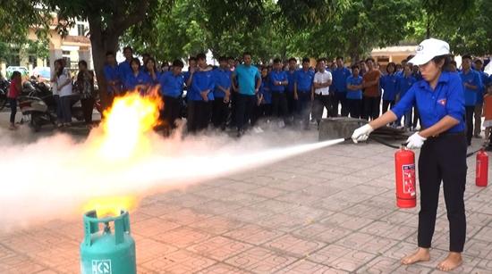 Chủ động phòng chống cháy, nổ dịp cuối năm