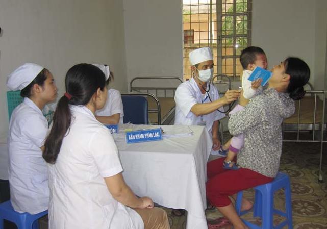 Khoa KIểm soát dịch bênh HIV/ AIDS- Tập thể Lao động xuất sắc.