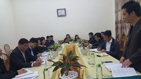 UBND huyện Thạch Thất: Kiểm tra công tác phòng, chống dịch bệnh Covid 19 tại các xã, thị trấn