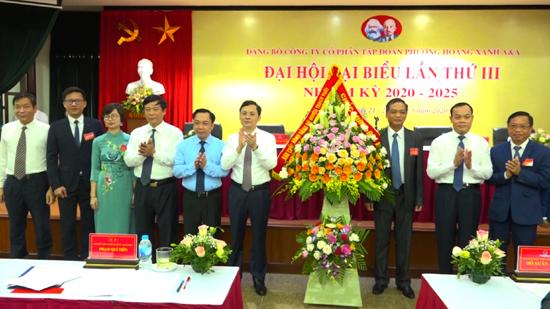 Đại hội Đại biểu Công ty cổ phần Tập đoàn Phượng Hoàng Xanh A&A