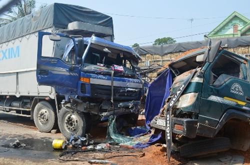 Tai nạn giao thông 2 người thương vong.