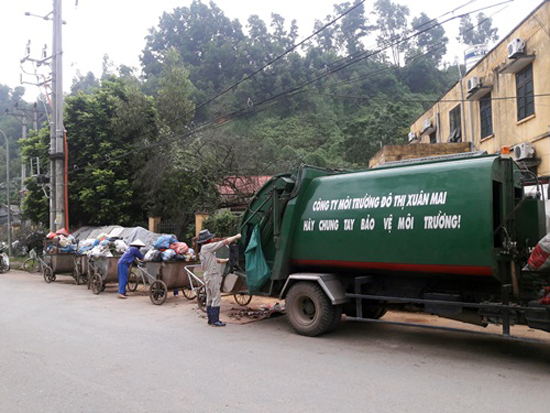 Đảm bảo vệ sinh môi trường trong thời gian giãn cách xã hội