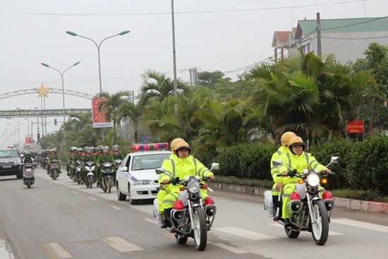 Bảo đảm trật tự, an toàn giao thông trong điều kiện diễn biến mới, phức tạp của dịch bệnh Covid-19, trong dịp nghỉ Lễ Quốc Khánh 02/9 và khai giảng năm học mới 2020-2021