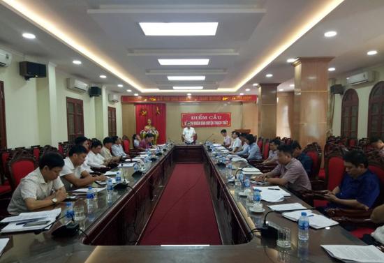Tăng cường sự lãnh đạo của Đảng đối với tín dụng chính sách xã hội trên địa bàn huyện