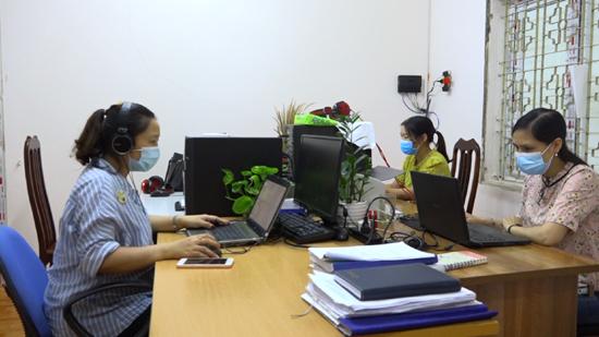Các cơ quan, đơn vị huyện Thạch Thất thực hiện tốt công tác phòng, chống dịch Covid-19